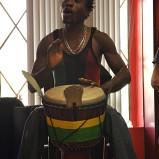 Soriba Drum Drum workshop (Di' Anna Xochitl Duran Photography)