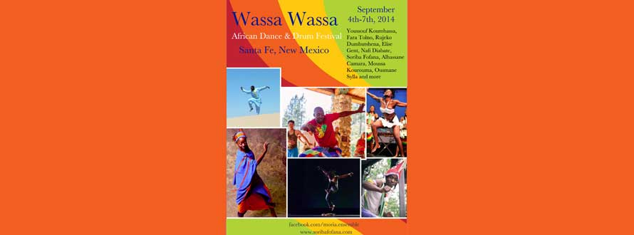 Wassa Wassa Festival 2014
