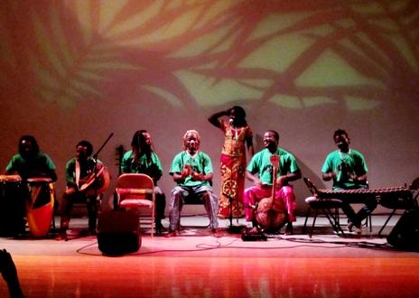 Wassa Wassa Festival Show 2015