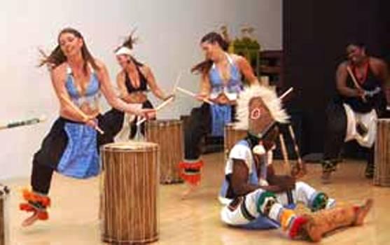 Dundun Dance